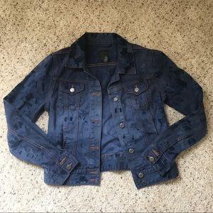 Lucky brand Acid wash Jacket